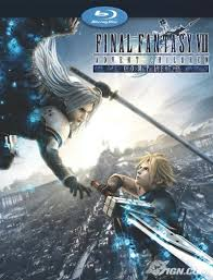 advent children final fantasy vii