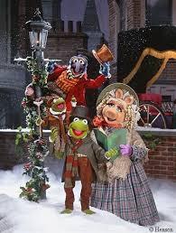 a christmas carol muppet