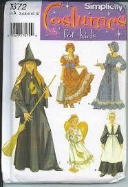costumes patterns