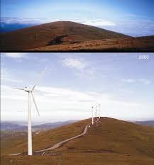 landscape changes