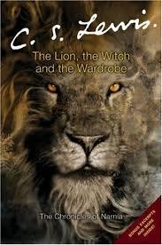 lion witch wardrobe book