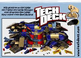new tech deck
