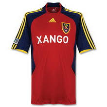 real salt lake jerseys