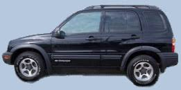 2005 chevy tracker