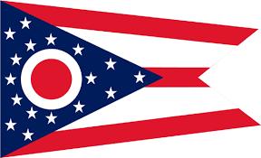 ohio state buckeye flags