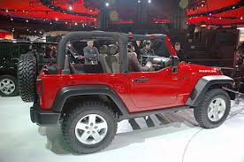 jeeps rubicon