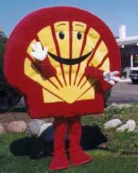 shell costume