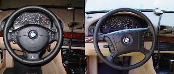 m sport steering wheel