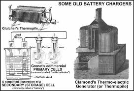 thermo electric generator