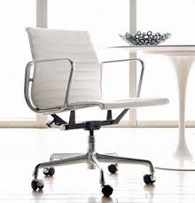 eames aluminum chairs