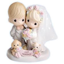 precious moments wedding toppers