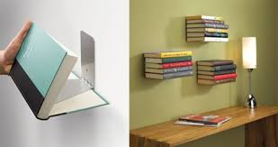 floating book