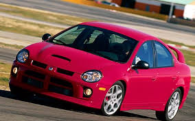 red dodge neon