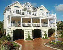 beach style home