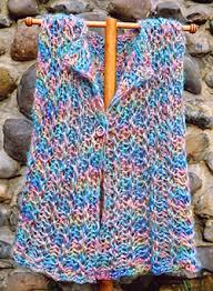 crochet vests patterns