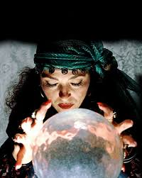 fortune crystal ball