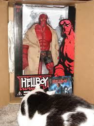 mezco hellboy