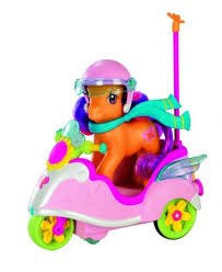my little pony scooters