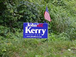 presidential signs