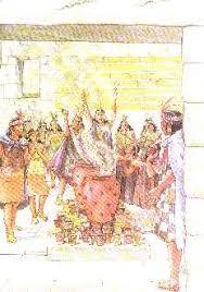 los dioses de los incas