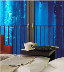 aquarium hotels
