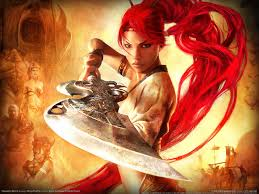 heavenly sword games