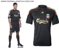 liverpool away kit 09 10