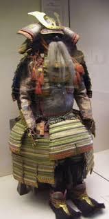 ancient samurai armor