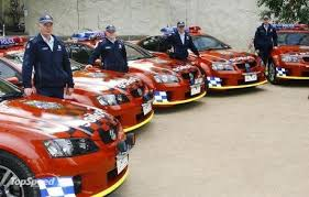 holden police cars