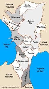 map of marikina city