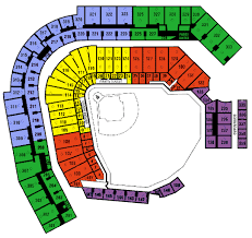 pnc park seats