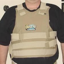 kevlar bulletproof vests