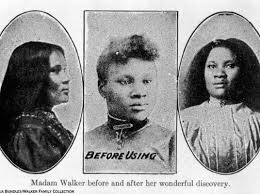 a picture of madam cj walker