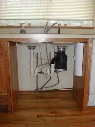 under kitchen sink