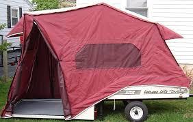 small pop up camper