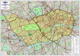 london map zones