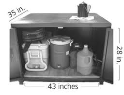 food lockers