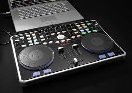 dj midi control