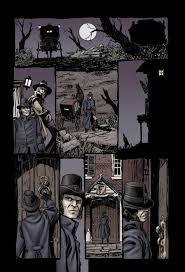 frankenstein comic book