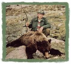 bowhunting bear