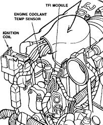 ford taurus motor