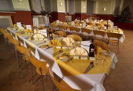 formal dinners