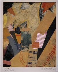 kurt schwitters collage