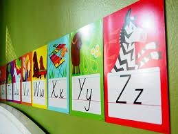 alphabet decorations