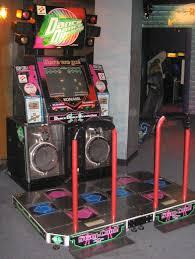 arcade dance machines
