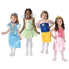 disney princess dressing up