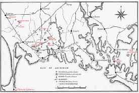 carnac map