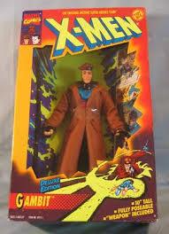 gambit action figures
