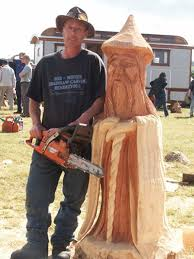 chainsaw carve