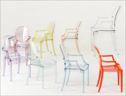 philip stark ghost chairs